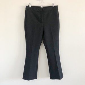 Theory Erstina Pioneer Crop Flare Trousers 4
